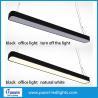 China 1800LM 18w 36w IP65 Led Hanging Office Pendant Light Modern Aluminium Strip wholesale
