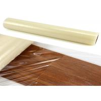 China Clear Adhesive Carpet Protection Film Surface Protector Film Blow Molding on sale