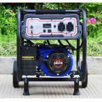Buy cheap 5 KW gasoline generator sets air-cooled gasoline generator from wholesalers
