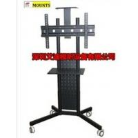 China Hisense floor lcd TV stand lcd mount hot sale TV mobile stander lcd lift lcd bracket  monitor stand wholesale