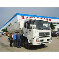 China dongfeng 4x2 LHD 8 ton bulk animal feed truck for sale, best price dongfeng brand feed truck mounted on truck for sale on sale