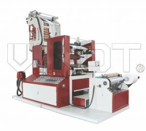 China High Capacity Mini Plastic Film Printing Machine With Two Colors Printing wholesale