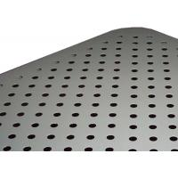 China 3003 Polished Aluminum Perforated Metal Electronic Enclosures Weldable wholesale