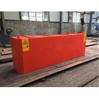 Buy cheap Make in china original counterweight for Doosan excavator long reach boom from wholesalers