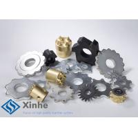China Reloadable Tungsten Carbide Tipped Cutters / Tct Inserts For All Concrete Texturing wholesale