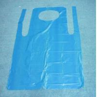 China Resistant Fluid, Waterproof Polyethylene Apron For Cooking wholesale