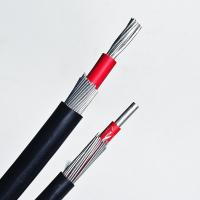 China 2 / 0 AWG Rf Flexible Coaxial Cable / Rg6 Coaxial Cable Aluminum Mesh Low Voltage wholesale