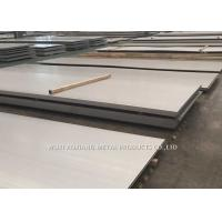 Buy cheap 4MM Hairline 201 Hot Rolled Stainless Steel Sheet For Construction Engineering from wholesalers