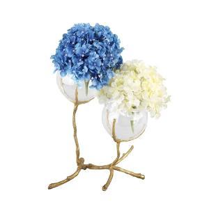 Home Decorative 220mm 280mm 170mm Chandelier Flower Vase