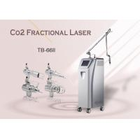 China 10600nm RF Tube Co2 Fractional Laser Scar Removal Vaginal Tightening Machine on sale