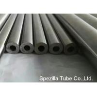 China Super Duplex Stainless Steel Round Tube Seamless Cold Drawn Round Pipe wholesale
