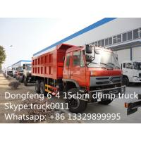 China factory direct sale 28ton-30ton coal transporting truck, hot sale best price DONGFENG brand 30tons dump tipper truck wholesale