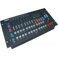 China DMX 512 Stage Lighting Disco Console / Controller / Dimmer for Disco , Studio , Theatre wholesale