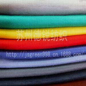 China Mercerizing Cotton Knit Fabric wholesale
