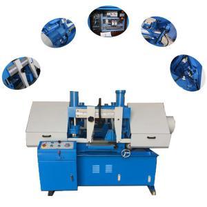 China Horizontal Band Saw Machine For Metal Large Hacksaw Blade Machine wholesale