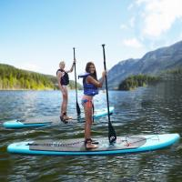 China CE Certificated Inflatable Paddle Board Sup , Customized Blow Up Surfboard wholesale