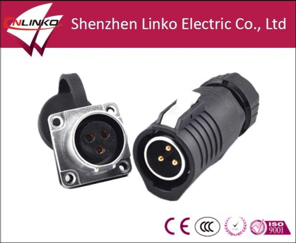 Quality Circular waterproof industrial plugs and sockets for sale