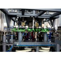 China Combi Block Filling Capping Machine 8-40-10 18000BPH wholesale