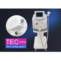China Big Spot Size 12*20mm 808nm Diode Laser Hair Removal Machine for women / men wholesale