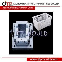 China plastic turnover box mould wholesale