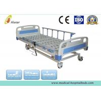 China Muti-Function Aluminum Alloy Guardrails ICU Hospital Electric Bed With ISO,TUV (ALS-E302) wholesale