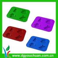 China Funny useful silicone kitchenware sets for children heathy silicone baby bowl on sale