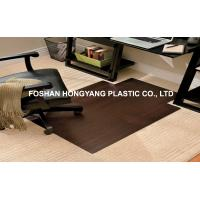 "Quality Custom Wood Pattern Flat Laminate Floor Mat , 48 "" x 60 "" Thickness 2.0 for sale"