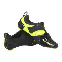 China Triathlon / Road Mesh Cycling Shoes For Mens Womens Outdoor Indoor Cycling Activity wholesale