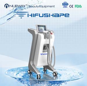 China New Product HIFUSHAPE 2016 HIFU Slimming Machine With Best Effects wholesale