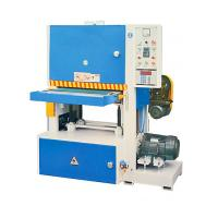 Buy cheap High Precision Wide Belt Sander Machine For Floor Feeding Speed 5-19 M/Min from wholesalers