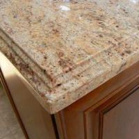 China Stone Countertop, Made of Granite and Marble, Customized Sizes Welcomed with Polished Processing wholesale