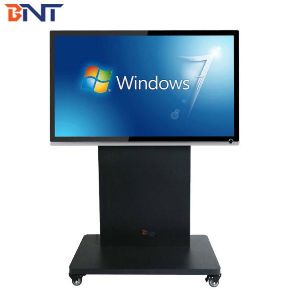 Quality with 150cm production height TV cart suitable for 65-86 inch touch screen  BNT-80T for sale