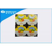 Buy cheap Custom Embossed Peelable Aluminum Sealing Film With High Puncture Resistance from wholesalers