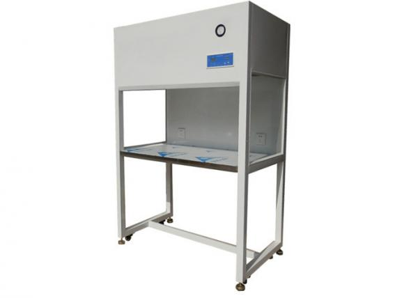 Class 100 Vertical Laminar Flow Cabinets Workstation , Semiconductor