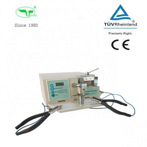 Dental Technician Tool Orthodontic Material Spot Welder With Multi-function CE Approved
