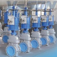 China Carbon Steel Pneumatic Gate Valve Actuator / Linear Rotary ActuatorHeavy Duty wholesale