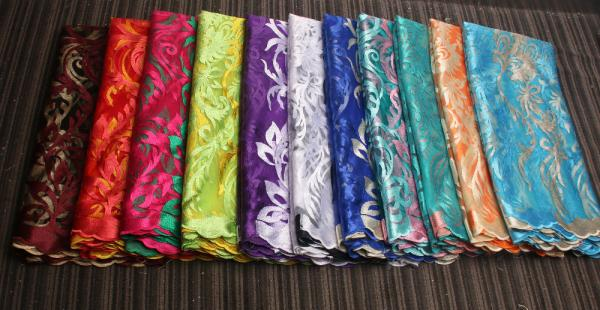 Aso oke images for Bulk sewing material