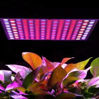 China 45W Hanging LED Panel Grow Light / Full Spectrum Grow Lights With PC Materials wholesale