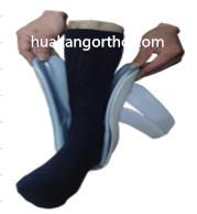 China AS-02 Air/foam ankle stirrup Recyclable Drop Foot Support Orthotics , Universal Size Ankle Foot Orthosis Shoes wholesale