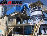 China Slag Vertical Roller Mill on sale