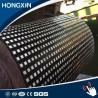 China 中国は15mmの厚さの炭鉱のヘッド滑車のゴム製陶磁器のラギングを供給します wholesale