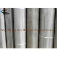 China Drug Screening Stainless Steel Woven Wire Mesh 0.5 - 0.9 Mm Wire Diameter wholesale