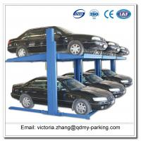 China Two post auto parking lift,car parking elevator,car hoist,hydraulic parking equiopment wholesale