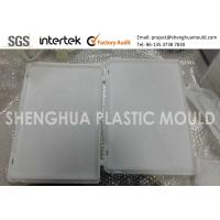 China CNC Rapid Injection Molding Prototyping Polypropylene Lid PP Resin Material on sale