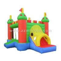 China Hot Sale CE BV Cheap Inflatable bouncy castle for sale wholesale