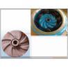 China Oposição de mineração da corrosão do impulsor da bomba da pasta do processo alto do molde de Effcient wholesale