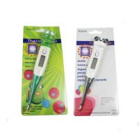 China Professional Baby Clinical Digital Thermometer  With Cute Character wholesale
