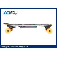 China E-Skateboard with 4 Wheels UL2272 Smart r Aluminium Materials And PU Wheels wholesale