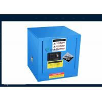 Buy cheap 15 Liter Bio Explosion Proof  Solvent Storage Cabinet 430*430*560mm Industrial from wholesalers