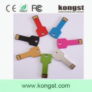 China Kongst Promotional Gift USB Key Flash Drive Wholesale Factory Price wholesale
